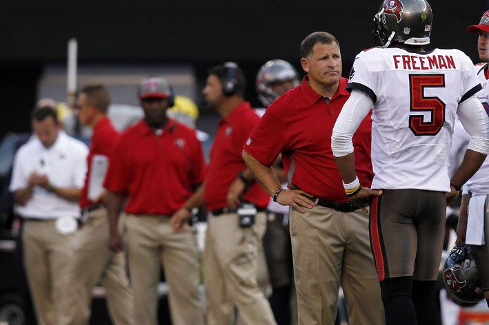 Sports: Greg Schiano, Josh Freeman and the lessons of leaking sensitive information | Ye Olde Journalist
