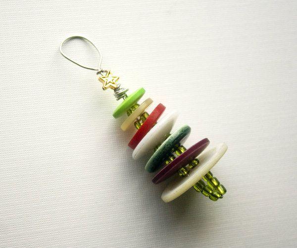 Perles et boutons