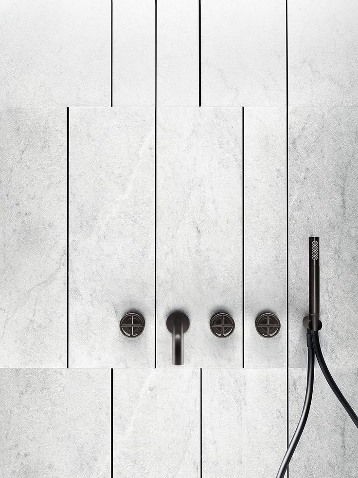 COCOON black bathroom taps inspiration | modern bathroom inspiration bycocoon.com | stainless steel | bathroom design and renovation | minimalist design products for your bathroom and kitchen | villa and hotel projects | Dutch Designer Brand COCOON | Bianco Carrara | Tratti salvatori