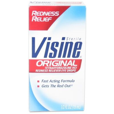 Way better than the aspirin trick. Use Visine or nasal spray on your breakouts to reduce inflammation.