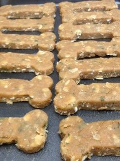 Top 10 Homemade dog treat recipes - Because doggies need gifts too. :)