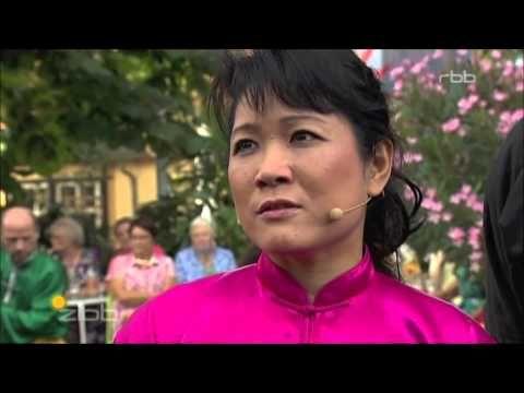 KungFu für Kinder und Erwachsene - RBB TV Zibb