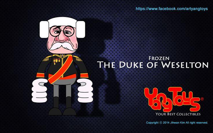 Frozen - The Duke of Weselton