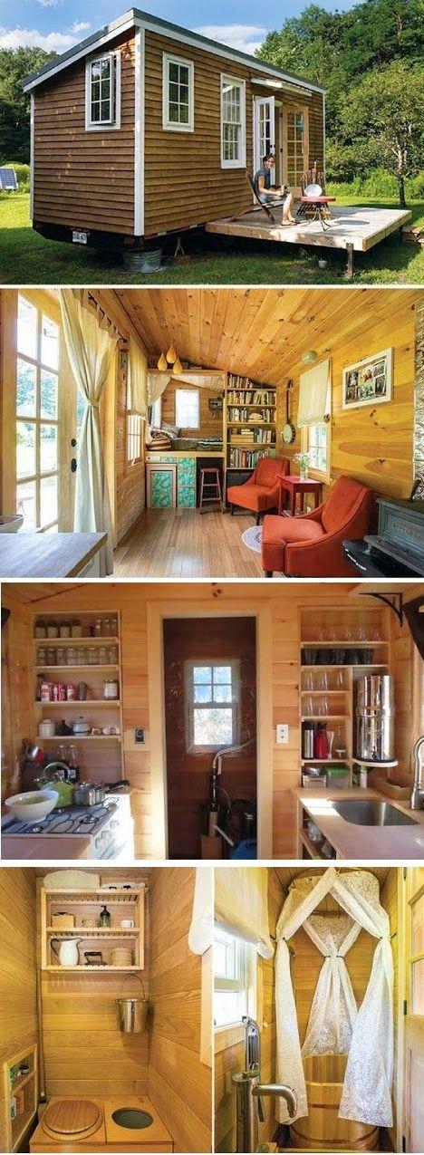 mytinyhousedirectory: Rowan Kunz Tiny House