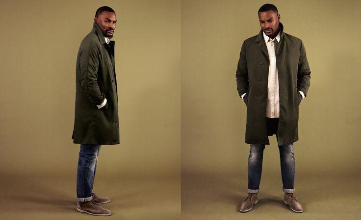 Mr Tyson Beckford @ Mr Porter #Look
