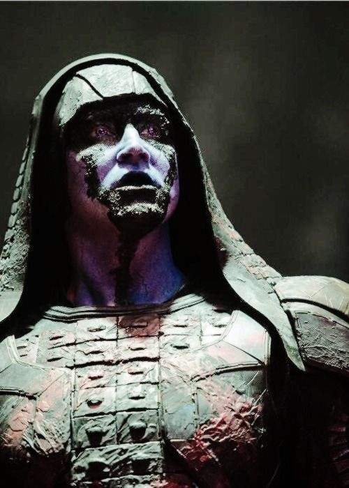 Lee Pace as Ronan the Accuser in Guardians of the Galaxy.
