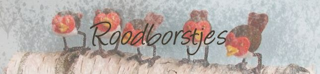 roodborstjes