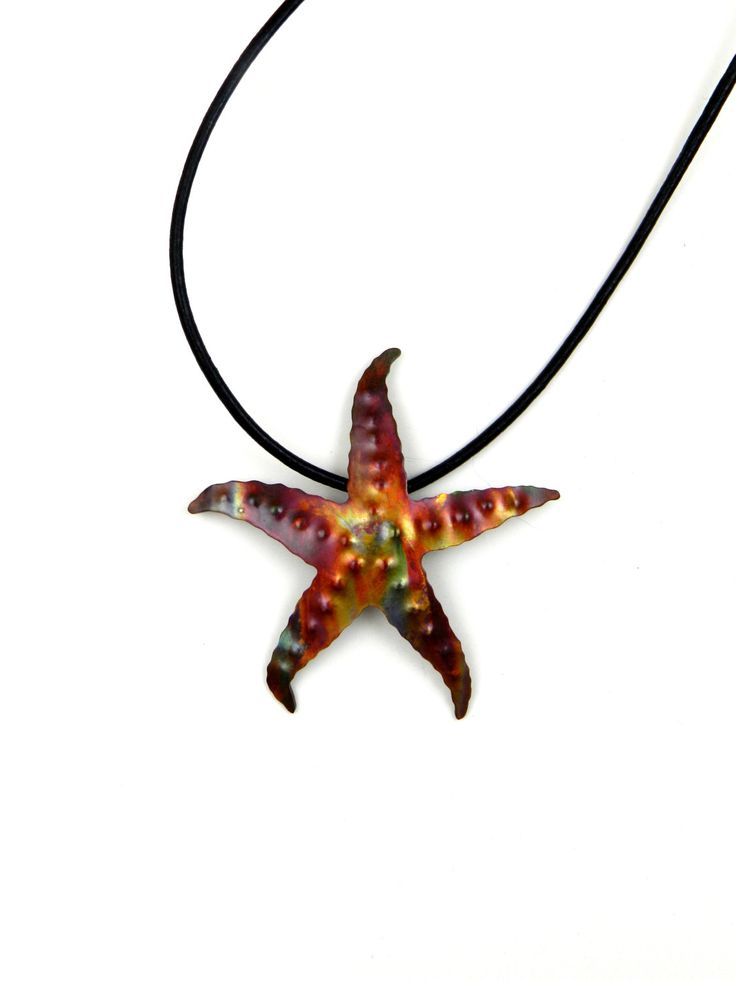 collar estrella de mar, colgante estrella de mar, collar de estrella de mar, joyería de estrellas de mar, estrellas del Pacífico noroeste, cobre, pintados a fuego, cobre quemado de ImagesbyKentOlinger en Etsy https://www.etsy.com/es/listing/199343759/collar-estrella-de-mar-colgante-estrella