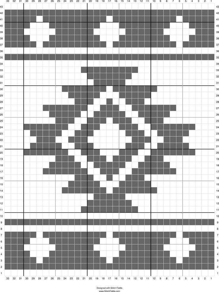 Amazing Aztec Knitting Pattern Sketch Blanket Knitting Pattern