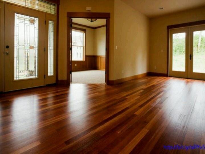 Cleaning Dark Hardwood Floors Cool Love A Dark U White Staircase