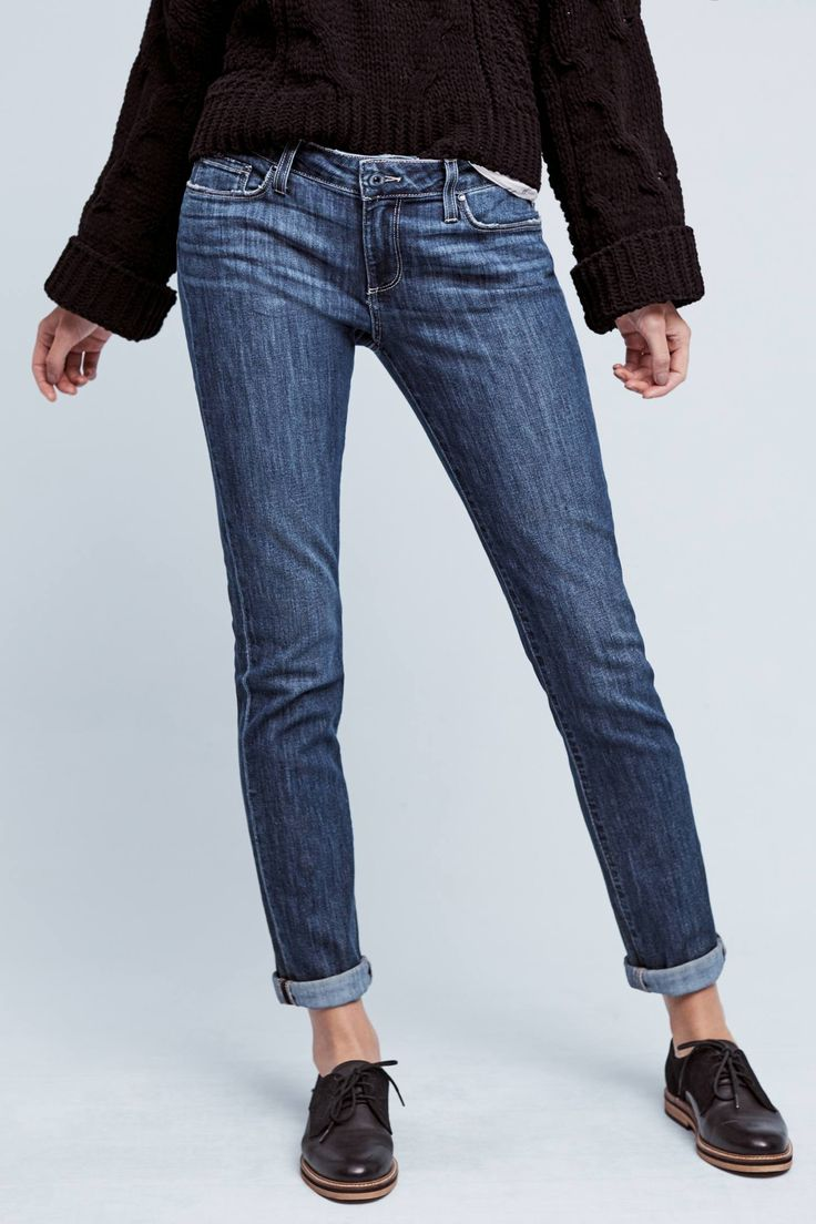 Shop the Paige Jimmy Jimmy Mid-Rise Slim Boyfriend Jeans and more Anthropologie at Anthropologie today. Read customer reviews, discover product details and more.