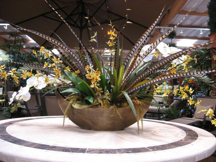 artificial floral arrangements and artificial plant artificial bloom home decor of san diego - San Diego Home Decor