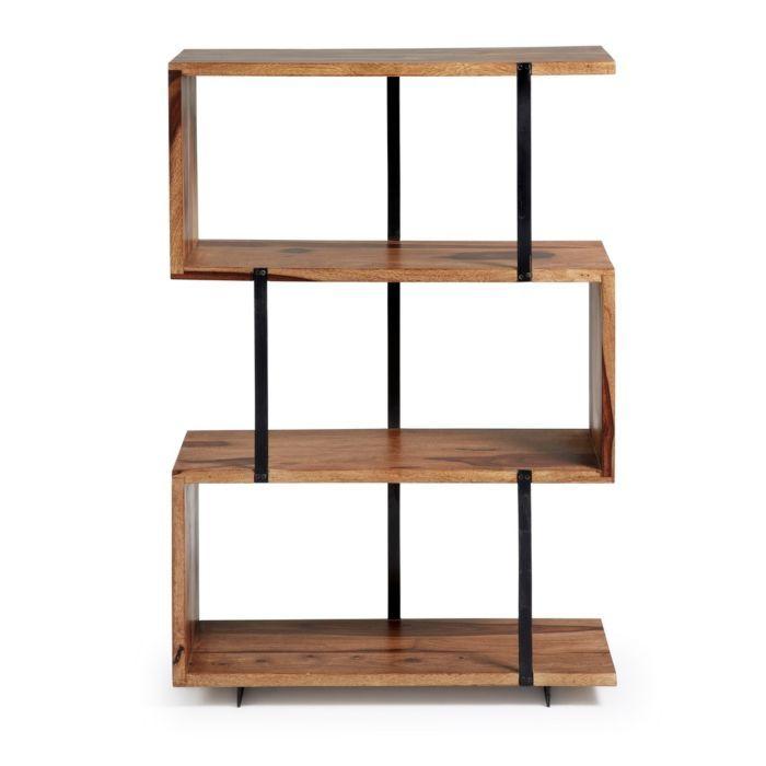 Kave Home Alia Boekenkast H 115 Cm Boekenkasten Ideeen Voor Thuisdecoratie Thuis