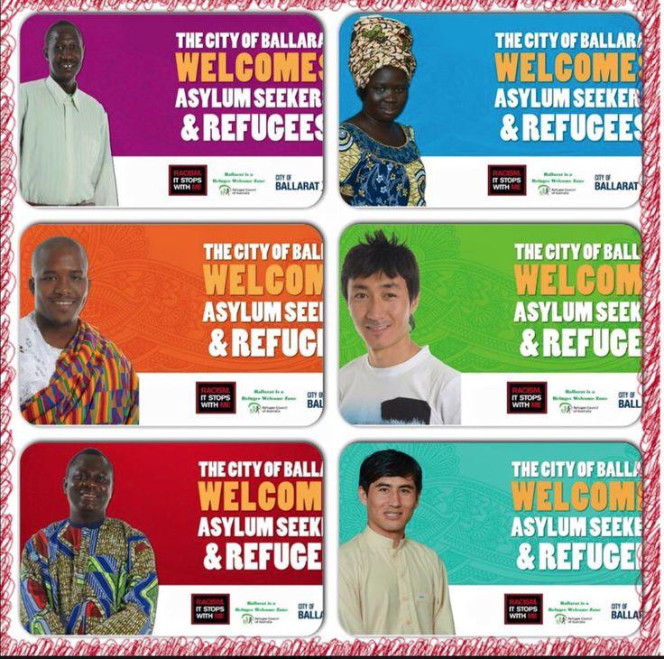 Happy Refugee Week everyone! Have you noticed the 'City of Ballarat Welcomes Refugees and Asylum Seekers' signage around town? Let us know where you've spotted them! They'll be on display at 6 city entrances for the entire month of June. We think they're great