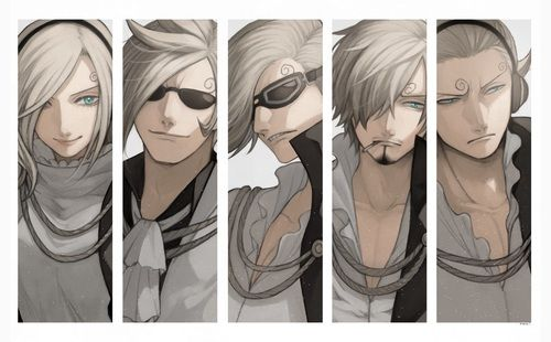 Sanji's brother