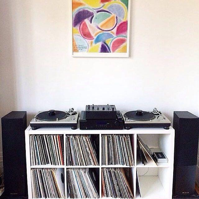 Cool home setup