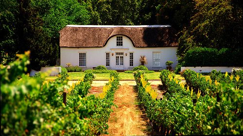 Stellenbosch cottage