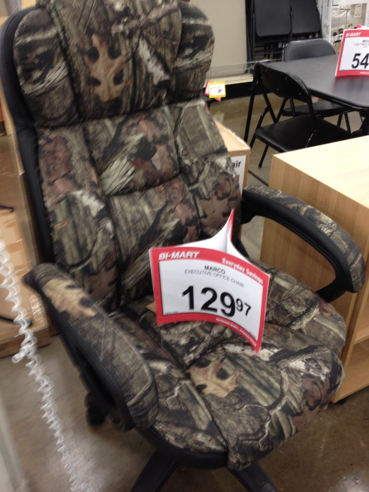 Camo Computer Chair.. Want | Camo | Pinterest | Camo, Camouflage And  Country Girls