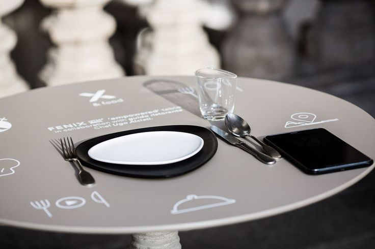 The perfect table top with all its unique characteristics - Fenix NTM.