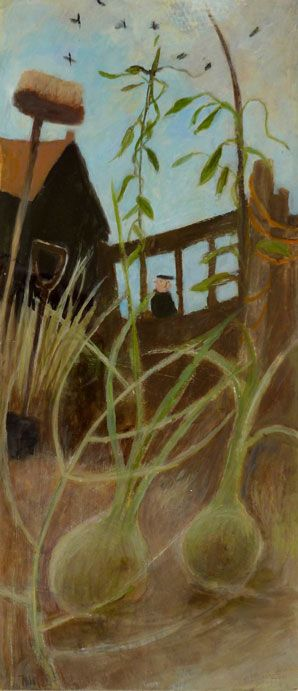 """""""Going to See the Allotment"""" by Tessa Newcomb..♔..."""