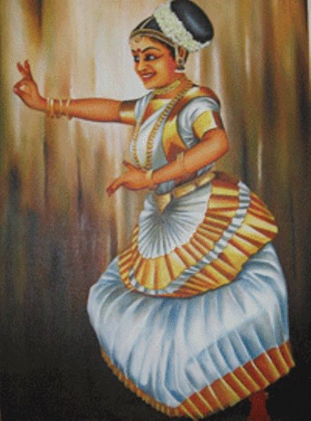 TRACING DESIGNS-Indian dancing styles-indian-dance-paintings-4-2