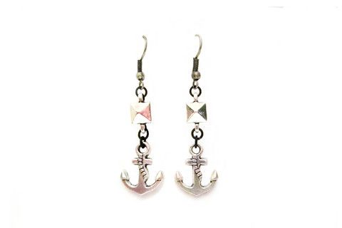'Anchors Away' Earrings – Dirty Lola's