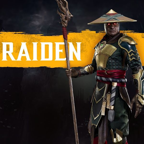 Raiden Mortal Kombat 11 4k 3840x2160 29 Wallpaper For Desktop