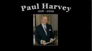 If I Were the Devil - (BEST VERSION) by PAUL HARVEY audio restored, via YouTube. MADE YEARS AGO BUT A WARNING AS TO WHAT IS HAPPENING SINCE OBAMA HAS BEEN PRESIDENT!!! PLEASE VIEW!!!!