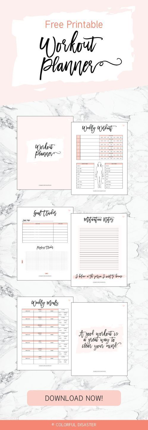 Workout Playlist + FREE Printable – #playlist #printable #workout