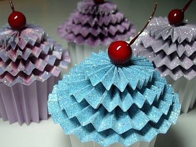 Best 25 Paper Cupcake Ideas On Pinterest