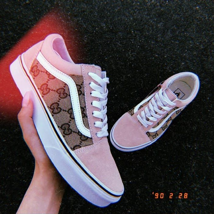 VANS×GUCCI-#shoes | Vans shoes