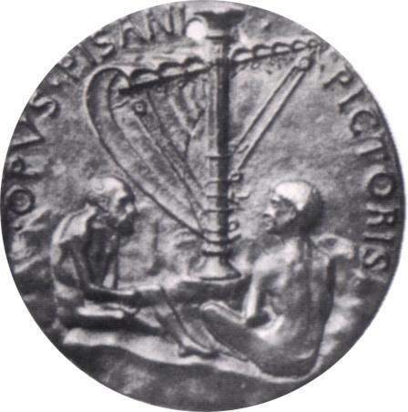Pisanello, IV Medaglia per Lionello d'Este, 1441-1445