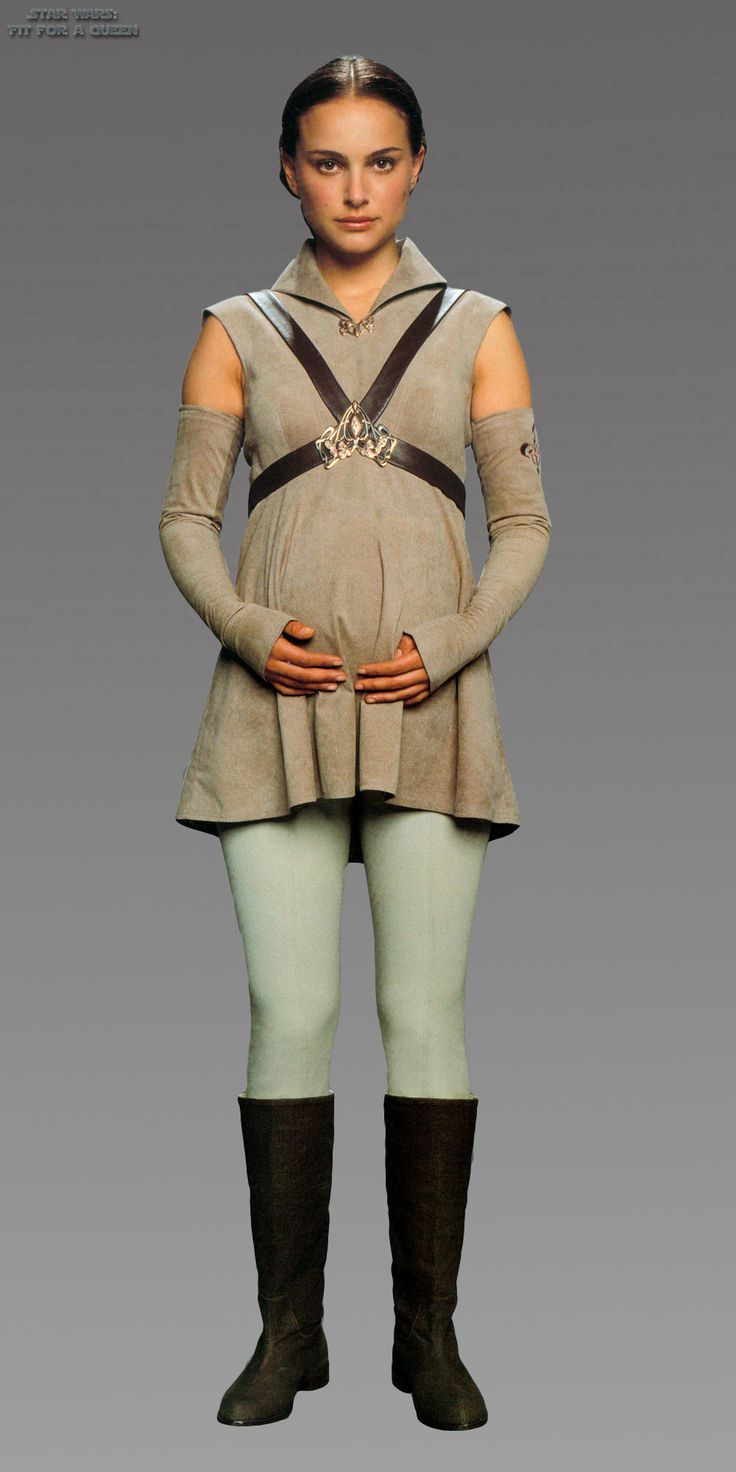 Padme Skywalker costume for SupaNova this year {I'll be 6 months pregnant}. Anakin I'll be ready for you ^_^ #StarWars