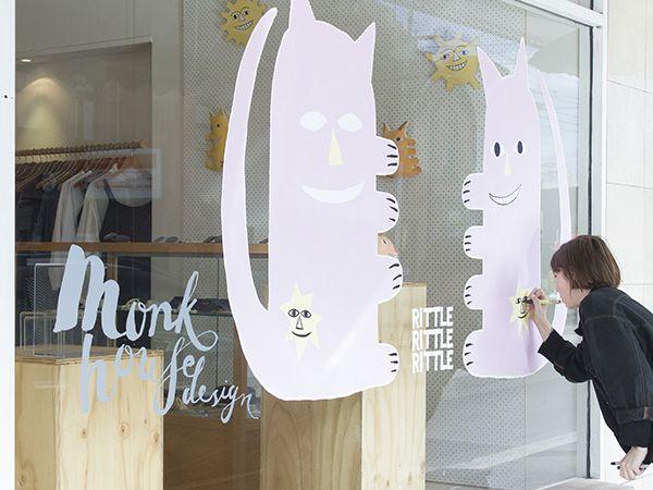 Monk house design blog