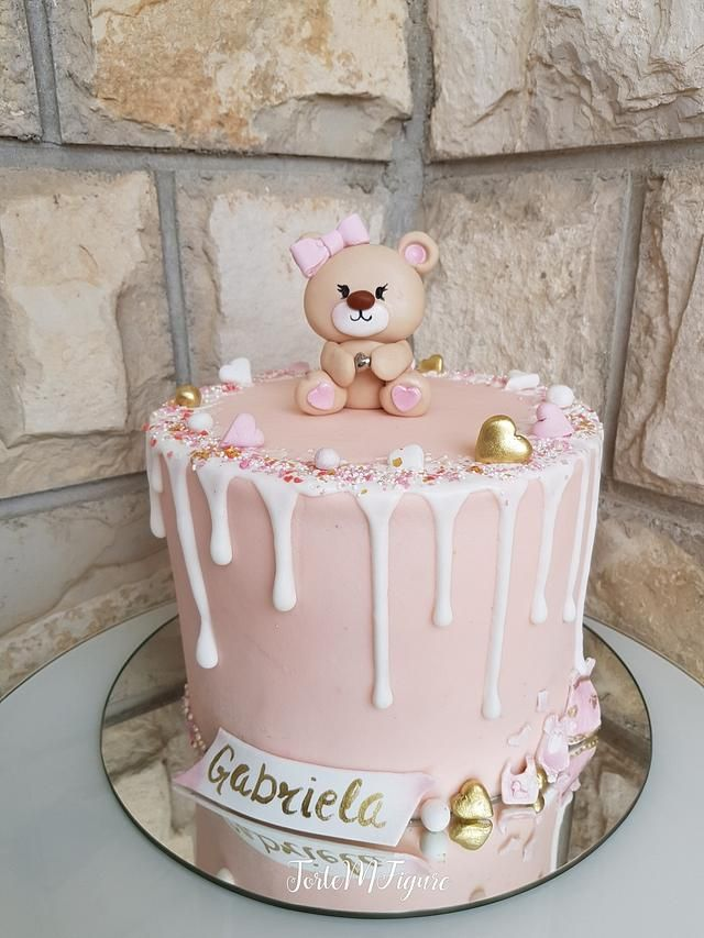 Cakes For Baby Girl : cakes, Welcome, TorteMFigure, Birthday, Cake,, Shower, Cakes, Girl,
