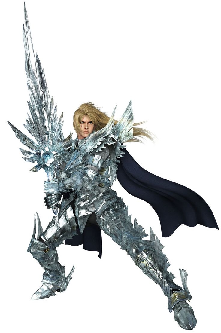 Siegfried - Soul Calibur  just downloaded the soul calibur app - aaamaazing!!! (siegfried = my fantasy world bf)