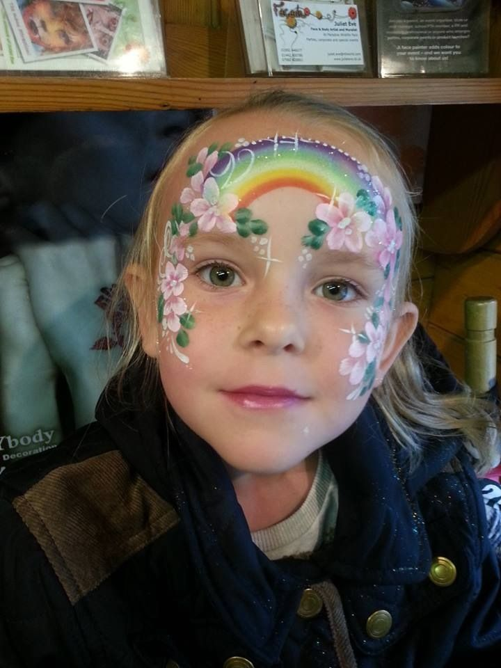 109 best images about face paint rainbow ideas on for Harvey s paint and body