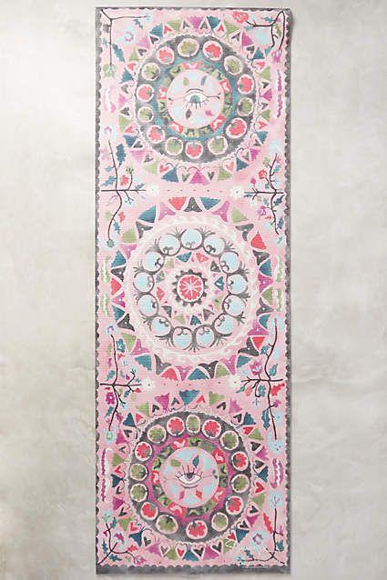 Suzani Yoga Mat - #anthrofave