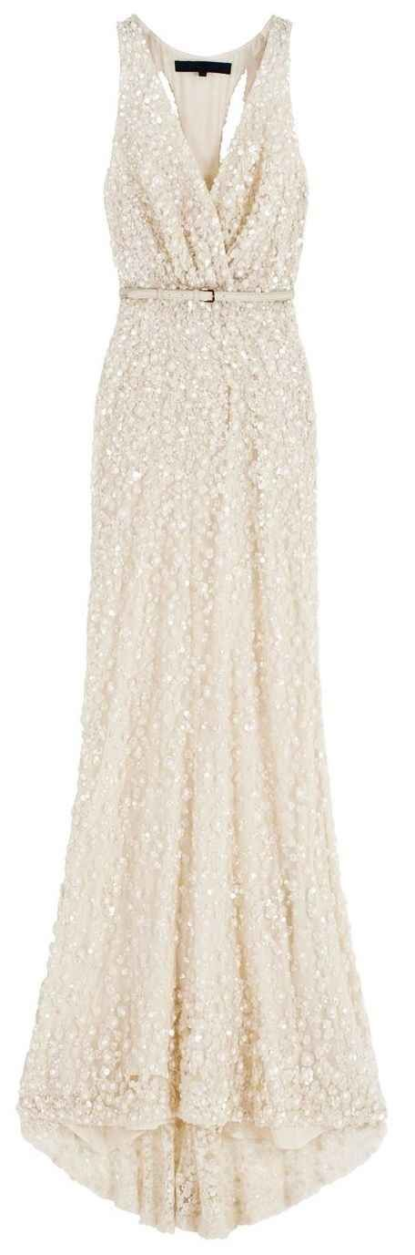 Elie Saab Cutout Back Sequin Gown | 25 Dazzling Art Deco Wedding Gowns | http://www.buzzfeed.com/kayemsee/25-dazzling-art-deco-wedding-gowns-d3fm?sub=2493470_1463761&s=mobile#1463761