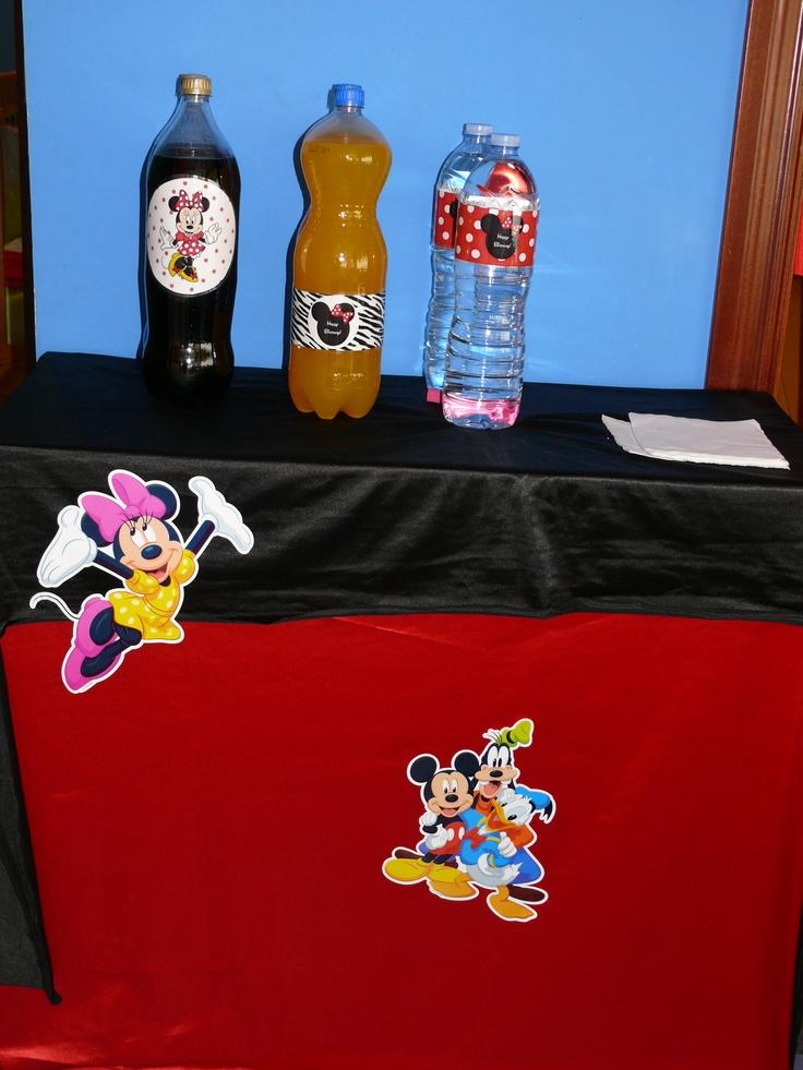 Cumpleaños Mickey Mouse en nuestra Ludoteca Pasito a Pasito