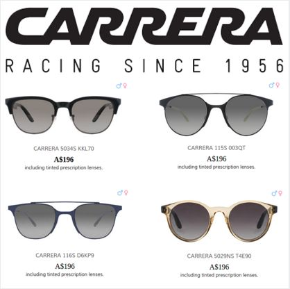 Carrera #Glasses  -Retro to Metro, we have it all. Shop and save up to 75% on high street prices! http://bit.ly/1p7uFMS