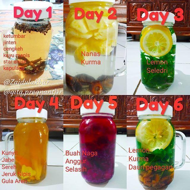 New The 10 Best Recipe Ideas Today With Pictures Infused Water Dari Dr Zaidulakbar Ini Mempuyai Efek Yg Diet Detoks Resep Diet Sehat Makan Malam Sehat
