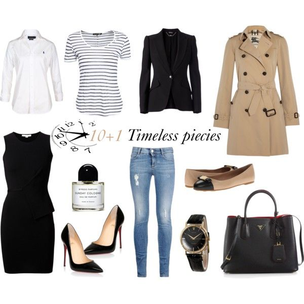 Must have timeless piecies by lifefullofserendipity on Polyvore featuring Alexander Wang, Polo Ralph Lauren, rag & bone, Alexander McQueen, Burberry, STELLA McCARTNEY, Christian Louboutin, MARC BY MARC JACOBS, Prada and Rolex