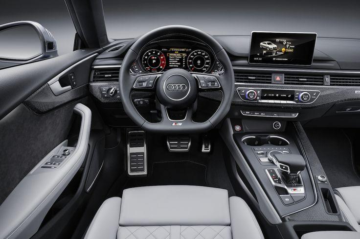 Audi A5 Cockpit