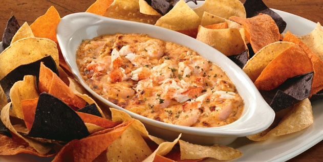 Longhorn Steakhouse...Lobster/Shrimp dip!!! the BEST!!!