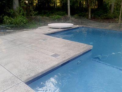 Polished Concrete Pool Deck Google Search Pool Inspo