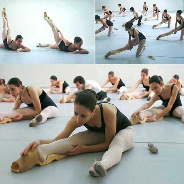 IPRee™ Ballet Foot Stretcher Fitness Arch Enhancer Elastic Band Foam Pad For Dance Gymnastics