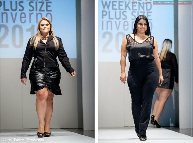 Models: Aline Zattar / Babi Monteiro Fashion Weekend Plus Size / Winter 2014 Event Production: Renata Vaz Clothes: Aline Zattar http://www.alinezattar.com.br/ Preview: CWB Plus Size & Carol Pastro Photography