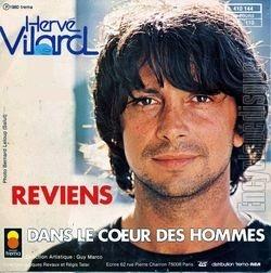 Reviens.- Hervé Vilard