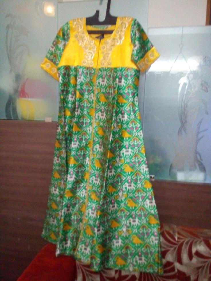 Patola dress 2500